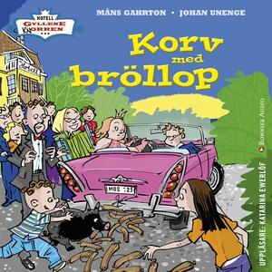 Korv med bröllop (ljudbok) av Johan Unenge, Mån