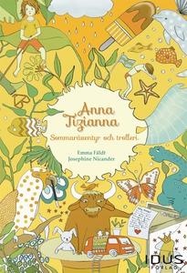 Anna Tizianna – Sommaräventyr och trolleri (e-b