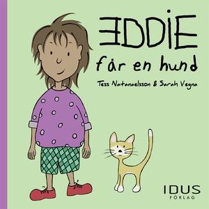 Eddie får en hund (e-bok) av Sarah Vegna, Tess