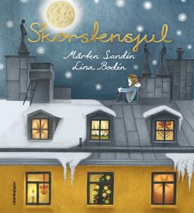 Skorstensjul (ljudbok) av Mårten Sandén