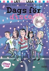 Dags för disco (e-bok) av Marie Oskarsson