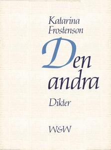 Den andra (e-bok) av Katarina Frostenson