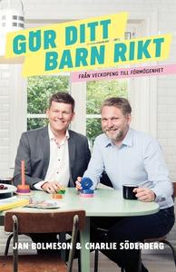 Gör ditt barn rikt (e-bok) av Charlie Söderberg