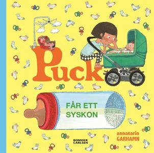Puck får ett syskon (e-bok) av Anna-Karin Garha