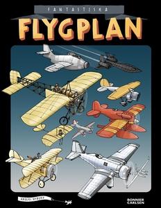 Fantastiska flygplan (e-bok) av Anders Nyberg