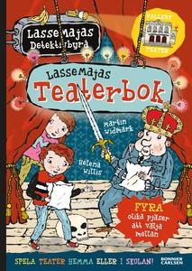 LasseMajas teaterbok (e-bok) av Martin Widmark