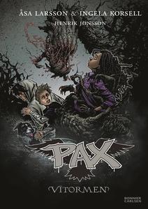 PAX. Vitormen (e-bok) av Åsa Larsson, Ingela Ko