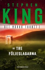 De tre följeslagarna (e-bok) av Stephen King