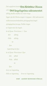 Det ängelsgröna sakramentet (e-bok) av Eva Kris