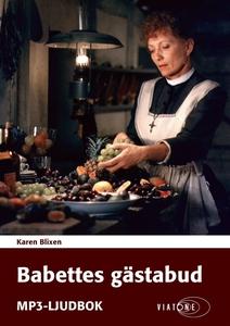Babettes gästabud (ljudbok) av Karen Blixen