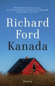 Kanada (ljudbok) av Richard Ford