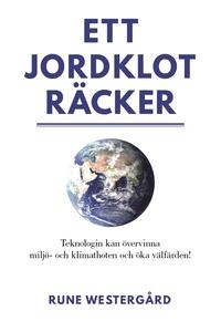 Ett jordklot räcker (e-bok) av Rune Westergård