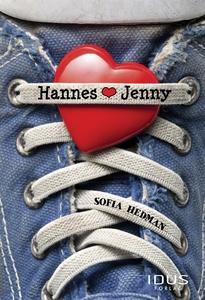Hannes hjärta Jenny (e-bok) av Sofia Hedman