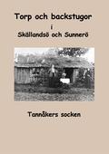 Torp och backstugor i Skällandsö och Sunnerö: Tannåkers socken