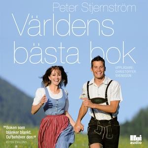 Världens bästa bok (ljudbok) av Peter Stjernstr