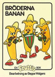 Fruttisarna - Bröderna Banan (e-bok) av Beppe W
