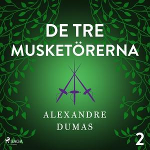 De tre musketörerna 2 (ljudbok) av Alexandre Du