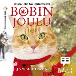 Bobin joulu (ljudbok) av James Bowen