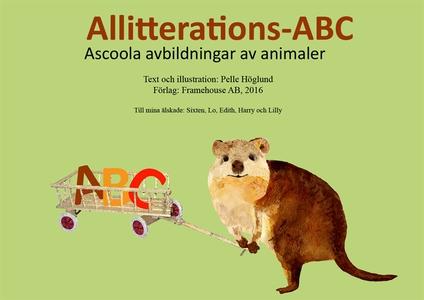 Allitterations-ABC (e-bok) av Pelle Höglund