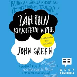 Tähtiin kirjoitettu virhe (ljudbok) av John Gre