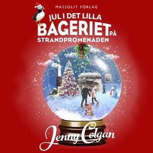 Jul i det lilla bageriet på strandpromenaden (l
