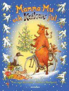 Mamma Mu och Kråkans jul (e-bok) av Jujja Wiesl