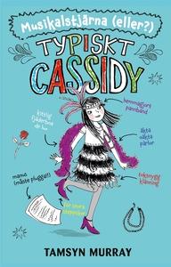 Typiskt Cassidy: Musikalstjärna (eller?) (e-bok