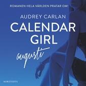 Calendar Girl : Augusti