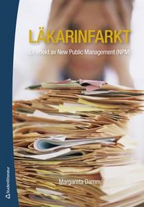 Läkarinfarkt (e-bok) av Margareta Damm