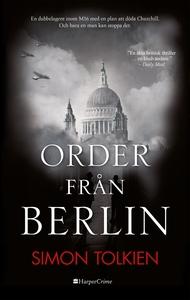 Order från Berlin (e-bok) av Simon Tolkien