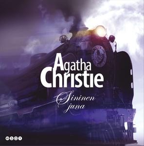 Sininen juna (ljudbok) av Agatha Christie