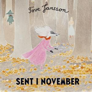 Sent i november (ljudbok) av Tove Jansson