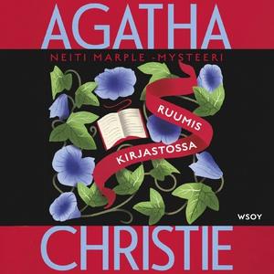 Ruumis kirjastossa (ljudbok) av Agatha Christie