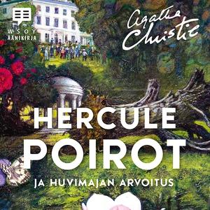 Hercule Poirot ja huvimajan arvoitus (ljudbok)