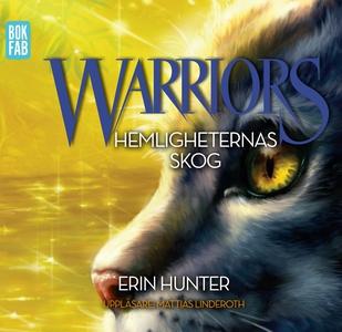 Warriors. Hemligheternas skog (ljudbok) av Lena
