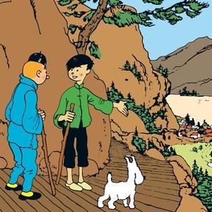 Blå Lotus (ljudbok) av Hergé,  Hergé