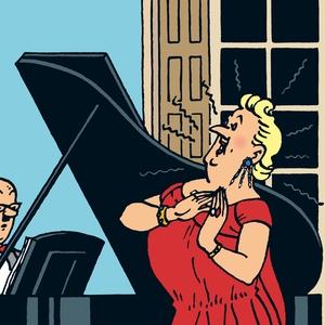 Castafiores juveler (ljudbok) av Hergé,  Hergé