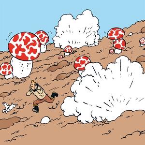 Den mystiska stjärnan (ljudbok) av Hergé,  Herg