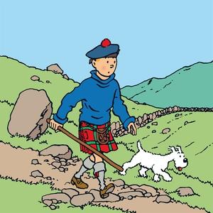 Den svarta ön (ljudbok) av Hergé,  Hergé