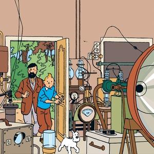 Det hemliga vapnet (ljudbok) av Hergé,  Hergé