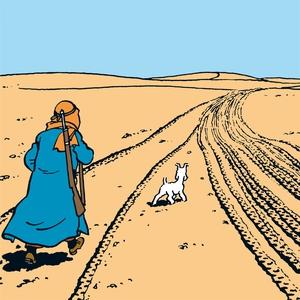 Det svarta guldet (ljudbok) av Hergé,  Hergé