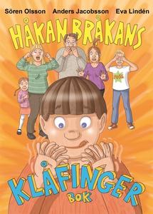 Håkan Bråkans klåfingerbok (e-bok) av Sören Ols