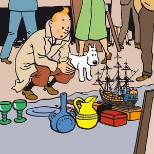 Enhörningens hemlighet (ljudbok) av Hergé,  Her