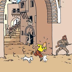 Faraos cigarrer (ljudbok) av Hergé,  Hergé