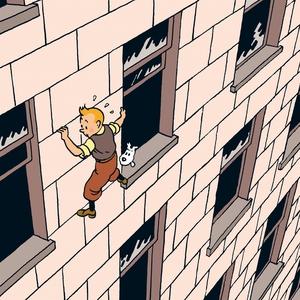 Tintin i Amerika (ljudbok) av Hergé,  Hergé