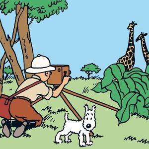 Tintin i Kongo (ljudbok) av Hergé,  Hergé