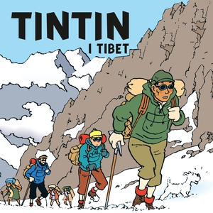 Tintin i Tibet (ljudbok) av Hergé,  Hergé
