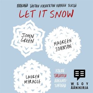 Let It Snow (ljudbok) av John Green, Maureen Jo