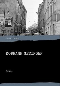 Kodnamn Getingen (e-bok) av Lennart Larsson