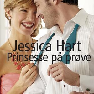 Prinsesse på prøve (ljudbok) av Jessica Hart